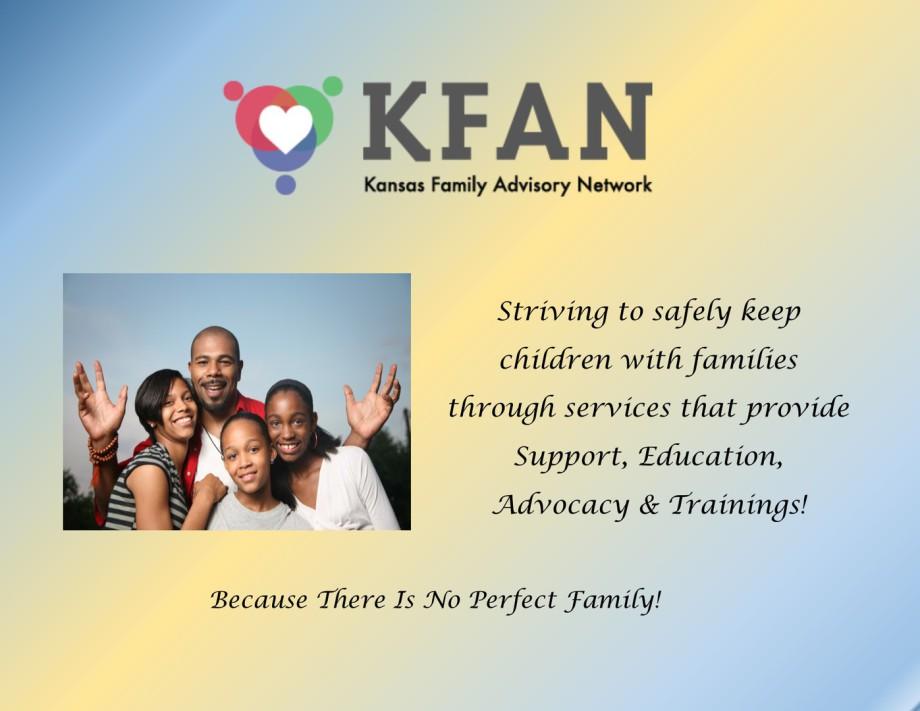 New 2018 KFAN Flyer